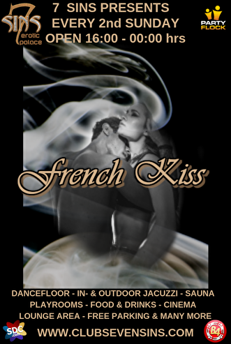 flyer French Kiss