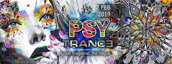 PSY Trance (flyer)