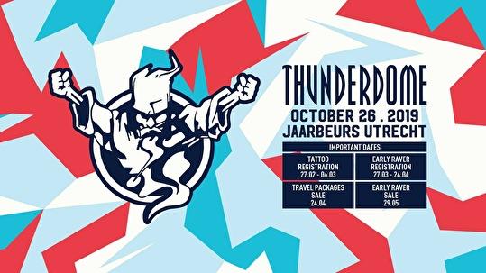 Thunderdome (flyer)