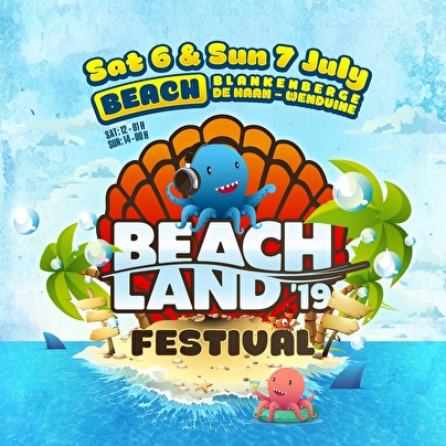 Beachland Festival (flyer)