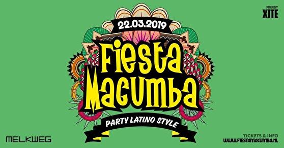 Fiesta Macumba (flyer)
