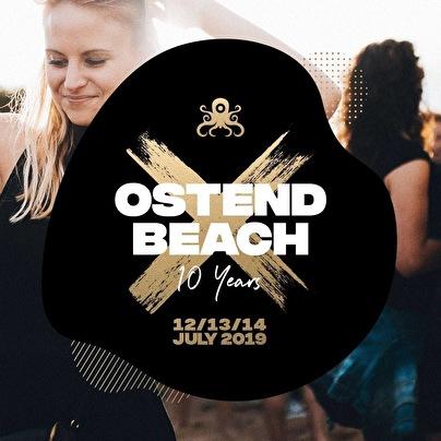 flyer Ostend Beach