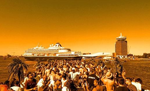 Kingsday Cruise (flyer)