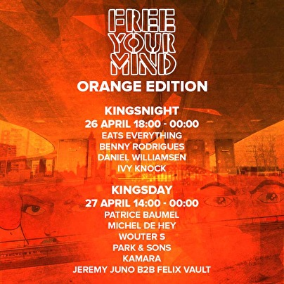 flyer Free Your Mind