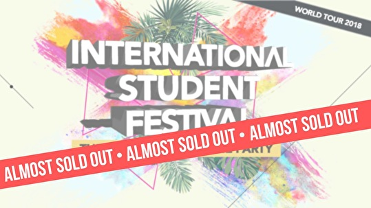 flyer International Student Festival