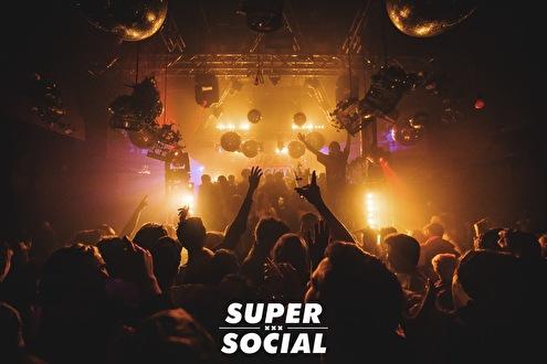 flyer Super Social