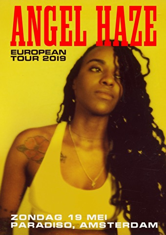 flyer Angel Haze