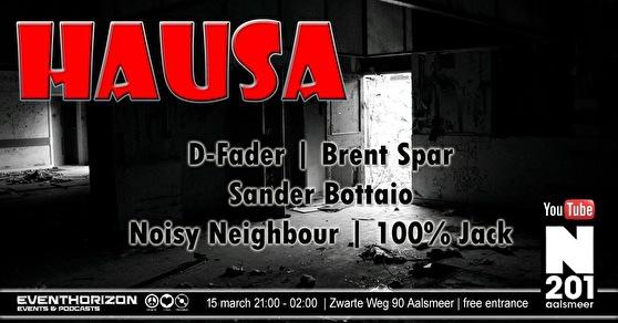 Hausa (flyer)