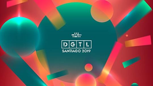 DGTL Santiago (flyer)