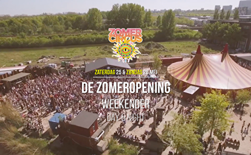 De Zomeropening (flyer)