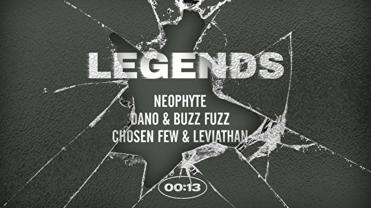 Legends (flyer)
