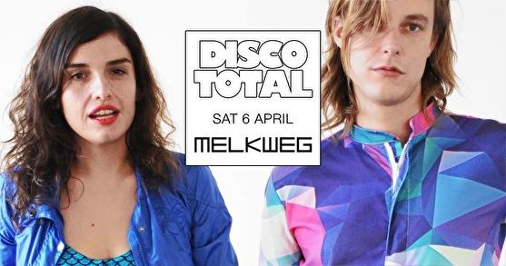 flyer Disco Total