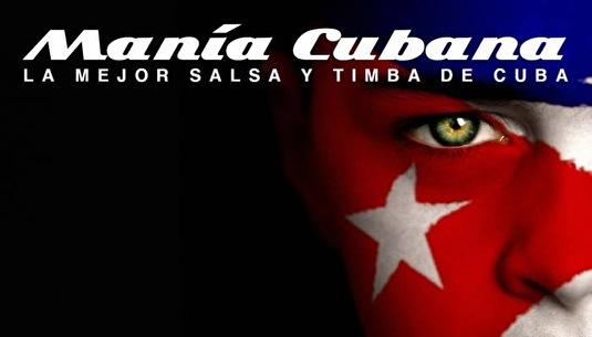 Mania Cubana (flyer)