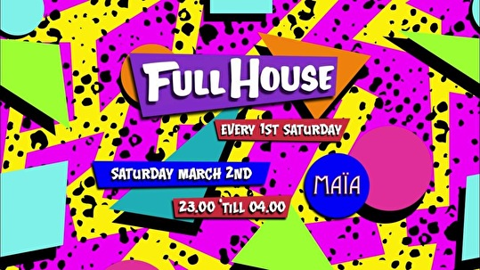 flyer Full House