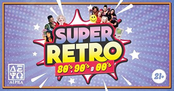 Super Retro (flyer)