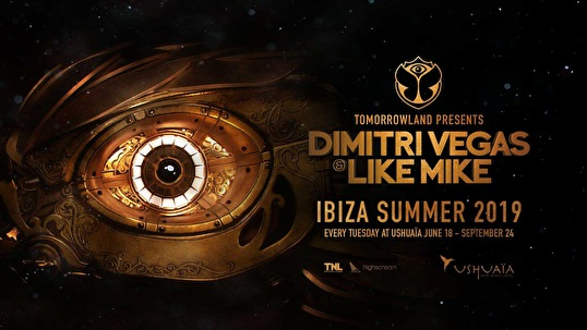 flyer Dimitri Vegas & Like Mike