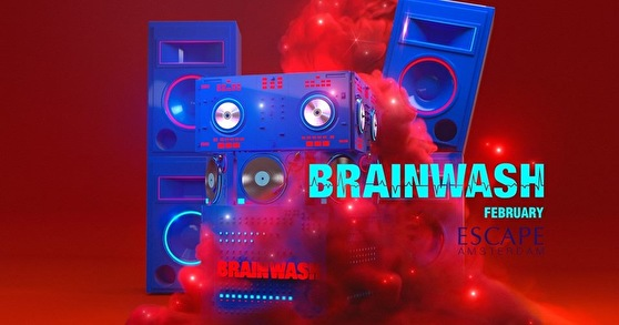 flyer Brainwash
