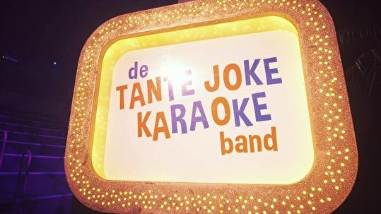 Tante Joke Karaoke Band (flyer)