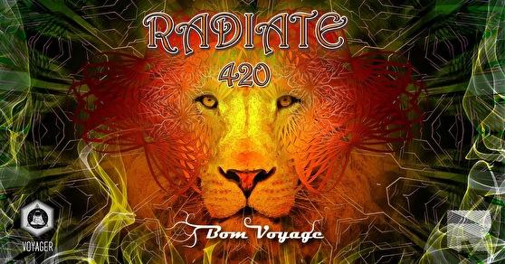Radiate 420 (flyer)