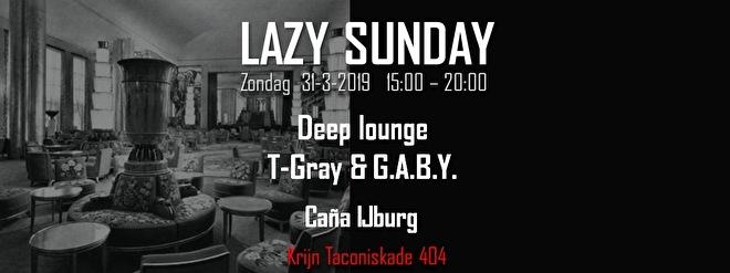 Lazy Sunday (flyer)