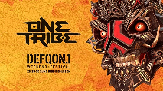 flyer Defqon.1 Weekend Festival