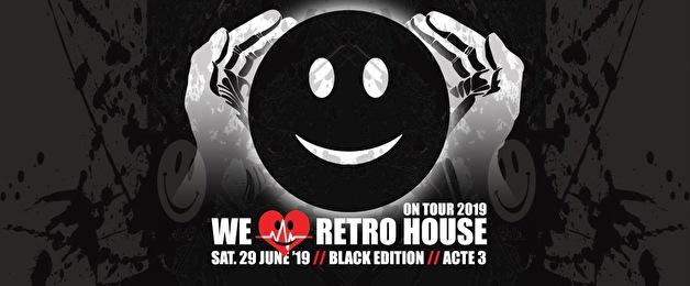 We Love Retro House (flyer)