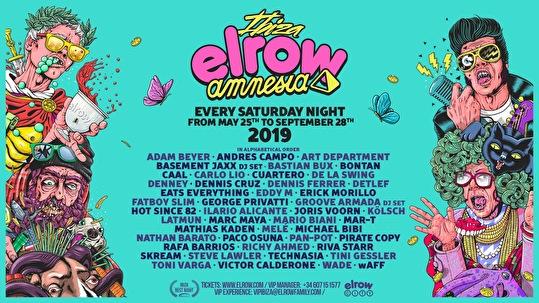 flyer elrow