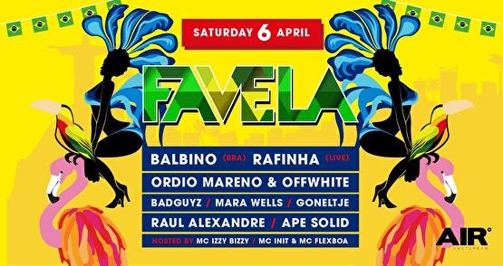 Favela (flyer)