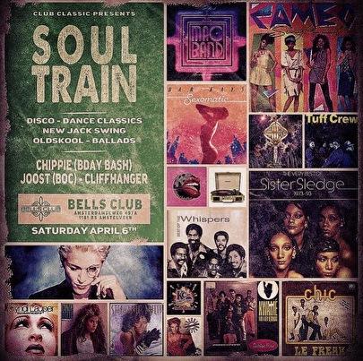 flyer Soultrain