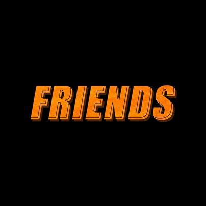 Friends (flyer)