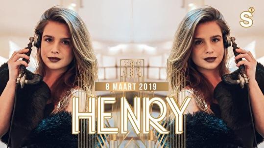 Henry × Fashion Week (flyer)
