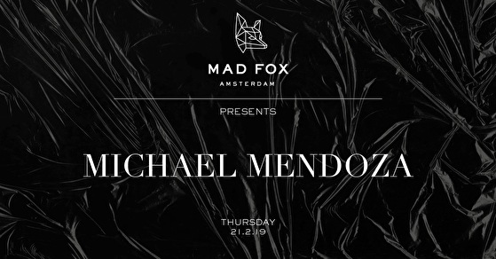 Michael Mendoza (flyer)