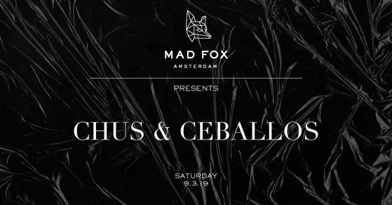 Chus & Ceballos (flyer)