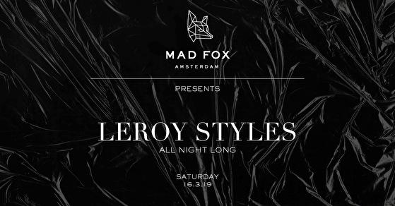 flyer Leroy Styles