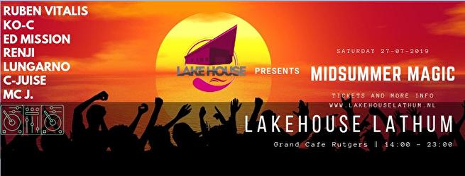 Lake House (flyer)