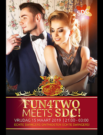 flyer Fun4two meets SDC