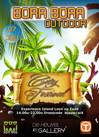 Bora Bora Outdoor (flyer)