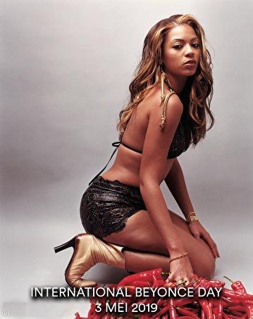 International Beyoncé Day (flyer)