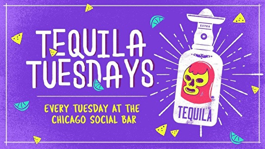 flyer Tequila Tuesdays