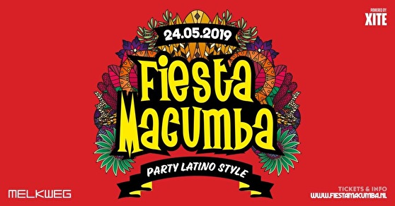 flyer Fiesta Macumba