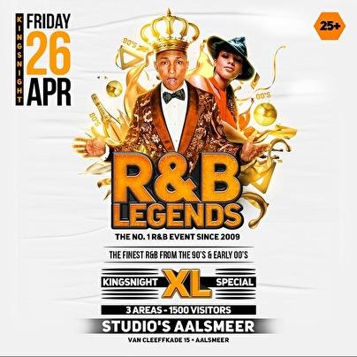 flyer R&B Legends