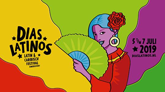 Dias Latinos (flyer)