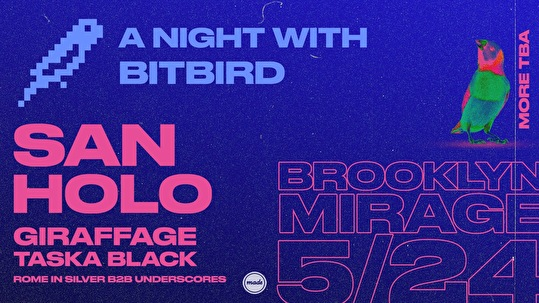 bitbird Showcase (flyer)