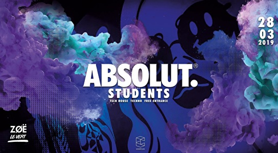 flyer Absolut Students