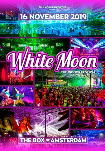 flyer White Moon