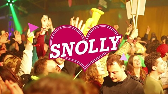 flyer Disco Snolly