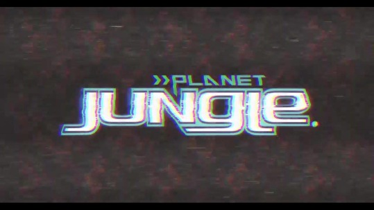 flyer Planet Jungle
