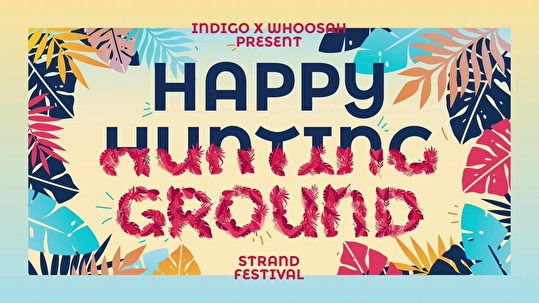 flyer Happy Hunting Ground