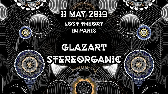 flyer Lost Theory in Paris