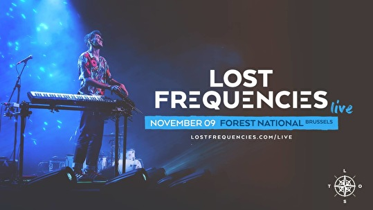 flyer Lost Frequencies